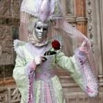 Venetian carnival mask — Stock Photo #19197267