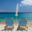 Stock Photo: Vacation relax on beach