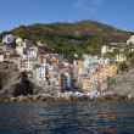 Riomaggiore, Cinque Terre, Italy — Stock Photo #19198293