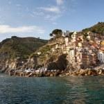 Riomaggiore, Cinque Terre, Italy — Stock Photo #19198299