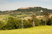 Montepulciano, Tuscany, Italy — Stock Photo