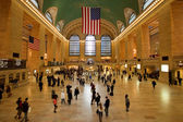 Grand Central Terminal, New York, USA — Stock Photo