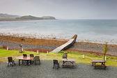 Moody setup at Sconser, Isle Of Skye, Scotland, UK — Stock Photo