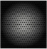 Black dots background — Stock Vector