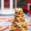 Gingerbread tree — Foto de Stock