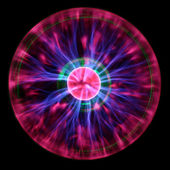 Plasma eye — Stock Photo