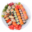 Set of sushi — Stock Photo #16219629