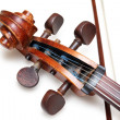 Stock Photo: Antique violoncello