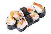 Ebi rolls — Stock Photo