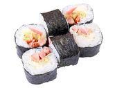 Shiro maki rolls — Foto Stock