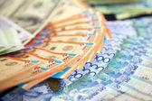 Fundo de dinheiro — Fotografia Stock
