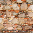 Fragment of old wall — Stock Photo #22524827