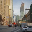 Stock Photo: Downtown Toronto, Front Streettm