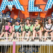 Carnival ride — Stock Photo