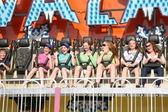 Carnival ride — ストック写真