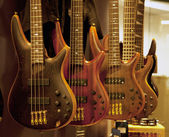 Electric guitars — Foto de Stock