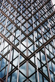 Windows intersecting — Stock Photo