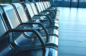 Miejsc na hali lotniska — Zdjęcie stockowe