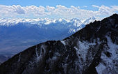 Himalayan range — Stock Photo