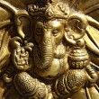 Stock Photo: Small statue of ganesha