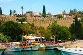 Antalya, turquía — Foto de Stock
