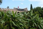Castle in Antalya — Stock Photo