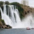 Waterfall in Antalya — Stock Photo