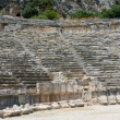 Amphitheater in Demre — Stock Photo