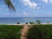 Beach in Rota — Stock Photo