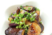Eggplant dish — Stock Photo