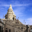Fisherman's Bastion in Budapest — Stock Photo