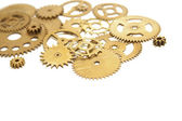 A set of gears — Stock Photo