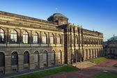 Pałac zwinger w dreźnie — Zdjęcie stockowe