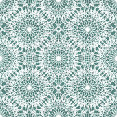 Lace seamless pattern - vector illustration — Stock Vector