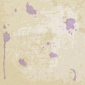 しみ - ベクター グラフィックの古い紙のテクスチャ — ストックベクタ
