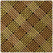 Old weave background — Vecteur