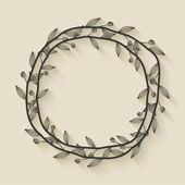 Laurel award wreath — Vecteur