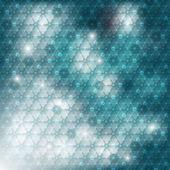Net bunten hintergrund jedoch unscharf — Stockvektor
