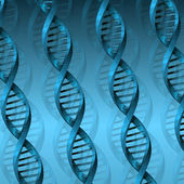 DNA molecule structure background. eps10 vector illustration — Stock vektor