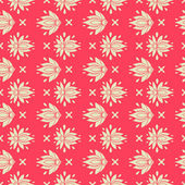 Patrón floral sin fisuras. textura puede ser utilizado para todo tipo de texturas, papel pintado, fondo de la página web. ilustración eps10 formato vector — Vector de stock