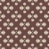 Padrão sem emenda floral. textura pode ser usada para todo tipo de texturas, wallpaper de fundo de página da web. ilustração em vetor formato eps10 — Vetor de Stock