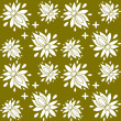 Floral seamless pattern. texture can be used for all type textures, wallpaper, web page background. eps10 format vector illustration — Stok Vektör