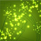 аннотация технология выстроились шаблон фона для веб-дизайна. eps10 текстуры векторные иллюстрации — Cтоковый вектор