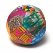 Rag colorful ball — Stock Photo