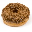 Chocolate doughnut — Stock Photo #17202731