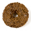 Chocolate doughnut — Stock Photo #17203301