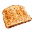 Wholemeal toast — Stock Photo
