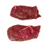 Horse meat steak. — Stockfoto