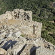 Ancient Nimrods fortress. Megalithic structure. — Stock Photo