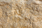 Texture - light yellow sandstone. — Stock Photo